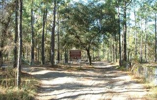 Wambaw Cycle Trail